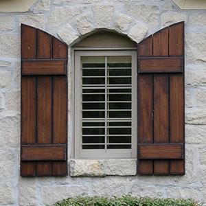 benefits of buying exterior wood shutters drapery room ideas